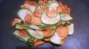 carotte courgette citron