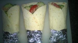 wrap light et végétarien par meilleurevie.fr
