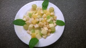 salade de fruits d automne