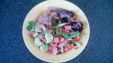 salade printemps